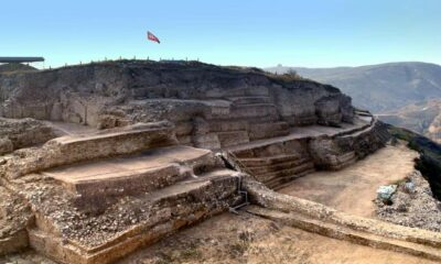 Ancient pyramid found in China- the same age as the Great Pyramid in Egypt 100