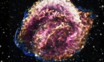 A cosmic explosion that does not stop for 400 years 87