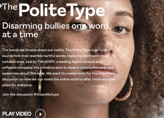 Forced tolerance: Finns introduced a font that saves from Internet trolls 87