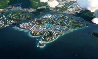 Islands of the future will be built in Malaysia 96