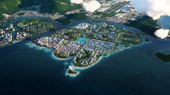 Islands of the future will be built in Malaysia 8