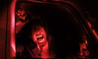 Haunted house for motorists opened in Japan 107
