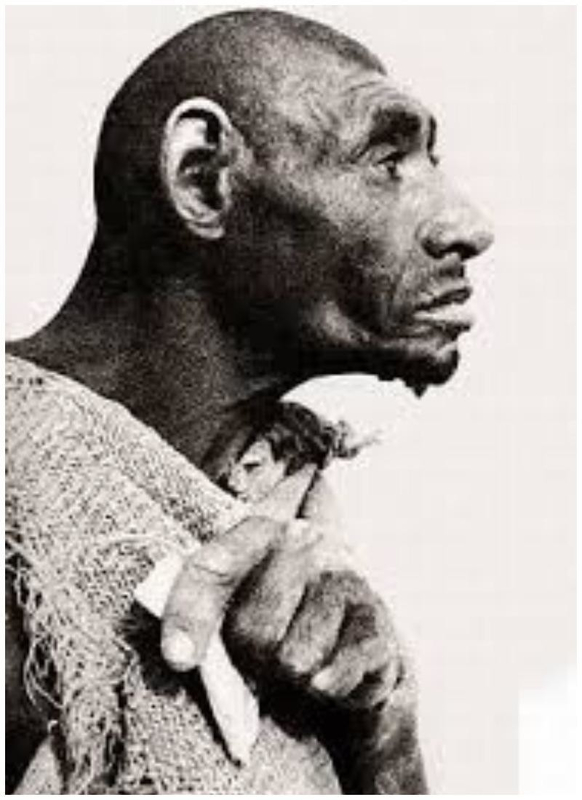The mystery of Azzo Bassou, nicknamed the planet's last Neanderthal 3