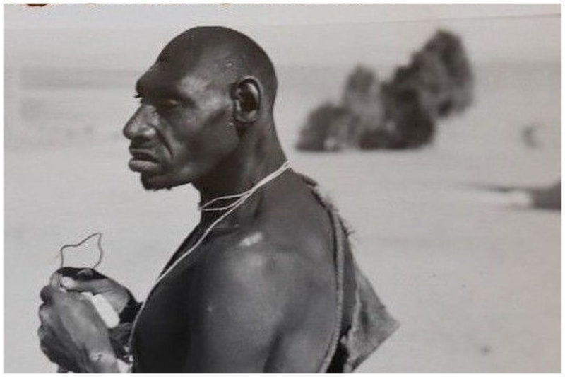 The mystery of Azzo Bassou, nicknamed the planet's last Neanderthal 9