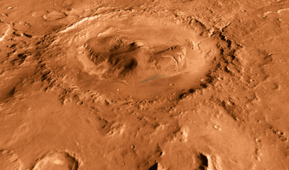 Gale Crater / © wikipedia