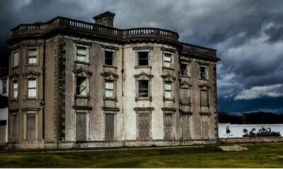 Loftus Hall is the most famous haunted house 74