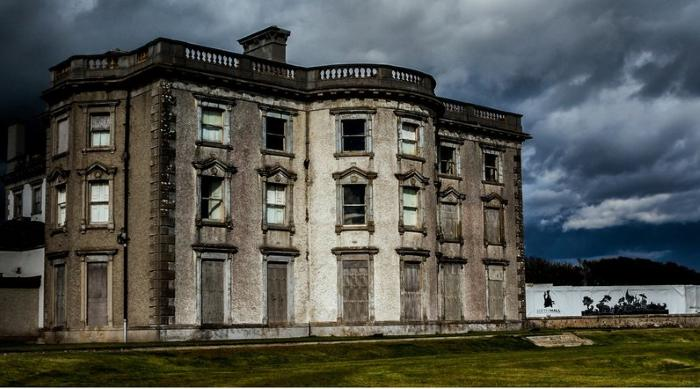 Loftus Hall is the most famous haunted house 100