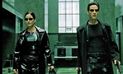 'The Matrix' turned out to be a metaphor for transgender people and gender identity 87
