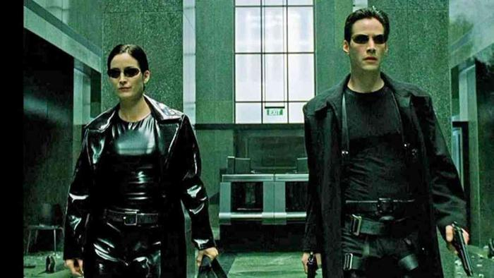'The Matrix' turned out to be a metaphor for transgender people and gender identity 20
