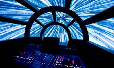 How does it feel to travel at the speed of light 87