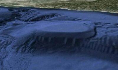 "UFO underwater ""base"" found off the coast of Malibu 86"