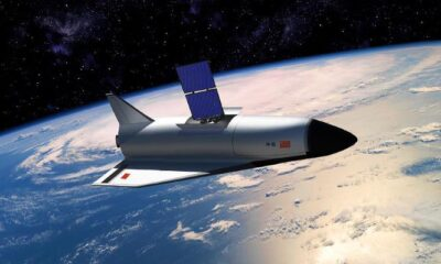 "Experts have found a strange object in orbit after the launch of the Chinese ""reusable spacecraft"" 97"