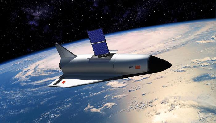"Experts have found a strange object in orbit after the launch of the Chinese ""reusable spacecraft"" 25"