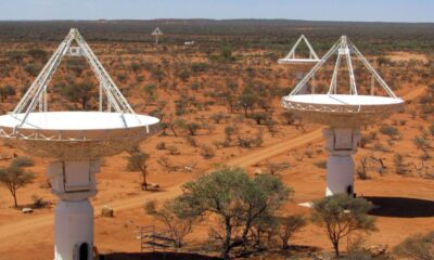 Australian astronomers were scanning alien FM radio broadcasts for 17 hours 87