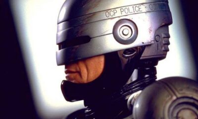 Robocops were released to fight the pandemic 91