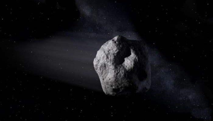 An amateur astronomer from Brazil discovered a large near-Earth asteroid 1