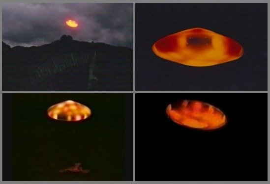 Carlos Diaz - a professional photographer  who contacted aliens and filmed their ship 3