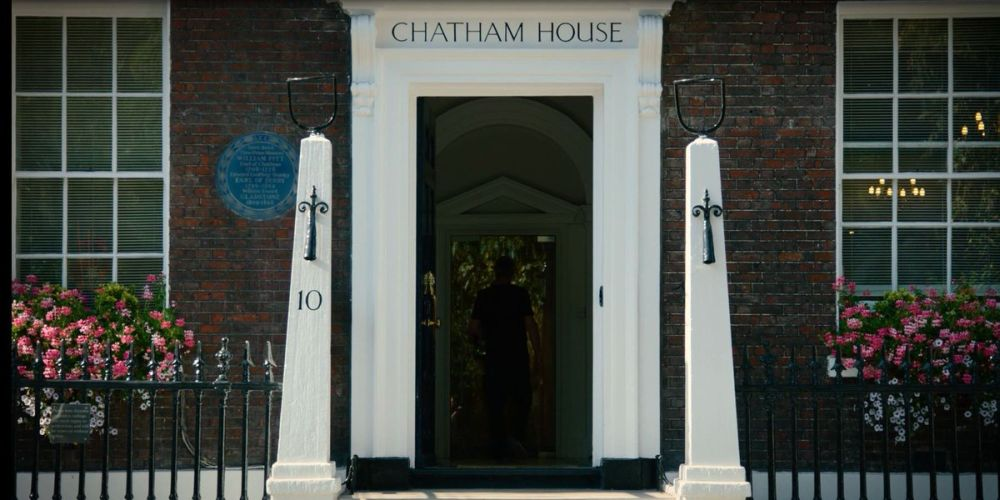 Chatham House - The Open Conspiracy Organization Emerged 100 Years Ago 2
