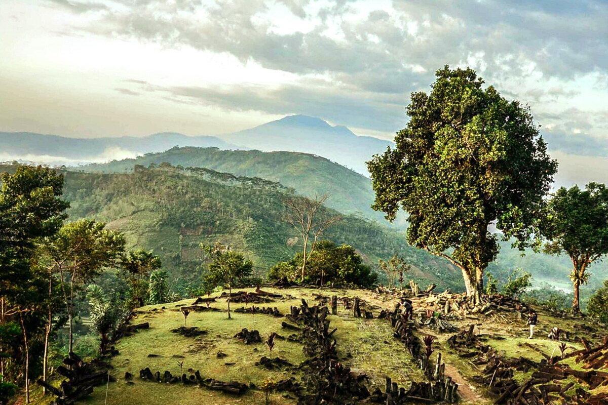 Mountain of Enlightenment (Gunung Padang)