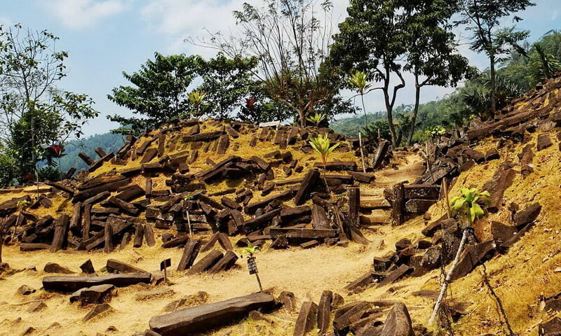 Gunung Padang - who built the oldest structure on Earth 3