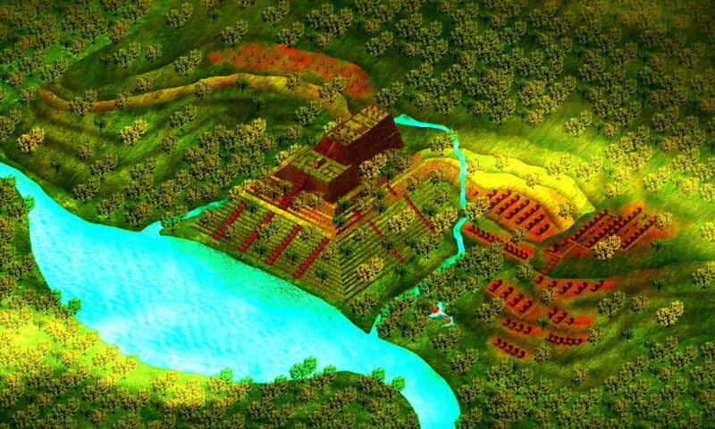 Gunung Padang - who built the oldest structure on Earth 5