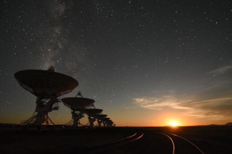How many extraterrestrial civilizations can exist nearby? 89