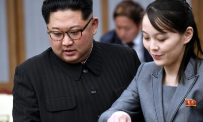 Information leaks out that Kim Jong-un has executed his sister 96