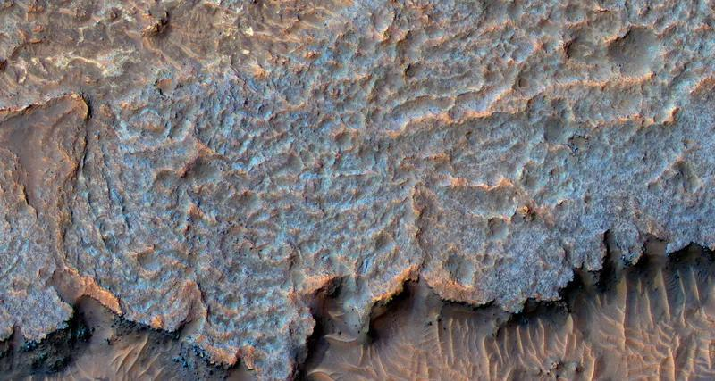 Mysterious photograph of Mars has led scientists to a dead end 86