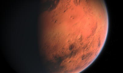 Water on Mars: a network of underground lakes found under the planet's surface 95