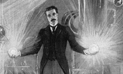 Declassified FBI document says Nikola Tesla was an alien from Venus 86