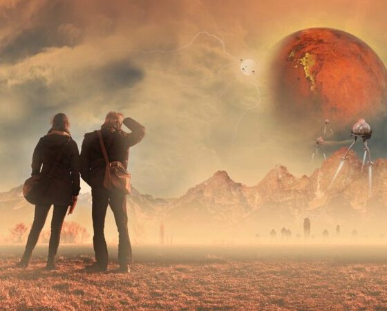 Declassified: 12 US soldiers were secretly sent to live on alien planets 87