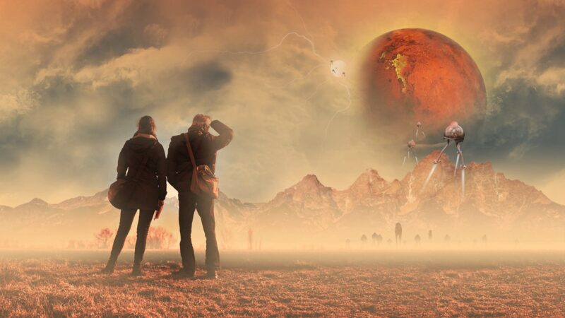 Declassified: 12 US soldiers were secretly sent to live on alien planets 86