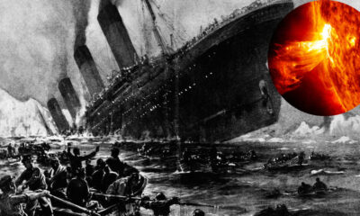 """New version of the """"Titanic"""" sinking: the ship was destroyed by a solar storm 96"""