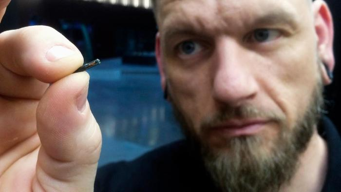 Transhumanism: An implantable biochip for detecting COVID-19 could hit the markets by 2021 1