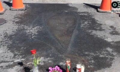Chalk portrait of Virgin Mary appeared 13 years later, Mexican people call for miracles 87