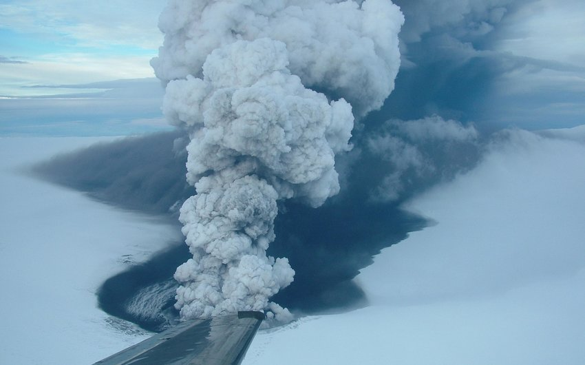 "The activation of volcanoes in Iceland and Russia concern scientists: ""This is an anomaly"" 1"