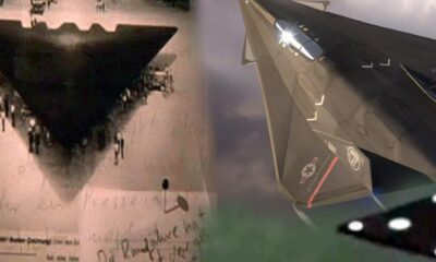 TR-3B's are absolutely real but who 'owns' them? 45
