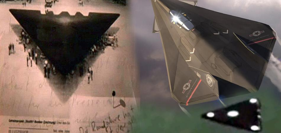 TR-3B's are absolutely real but who 'owns' them? 13