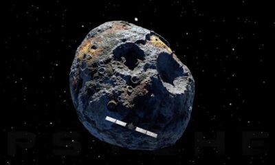 Earth is threatened by asteroid collision a day before US elections 87