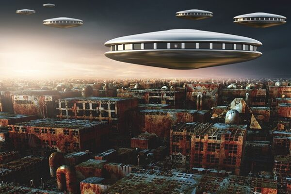 FBI decrypted documents confirm that there are giant aliens 2