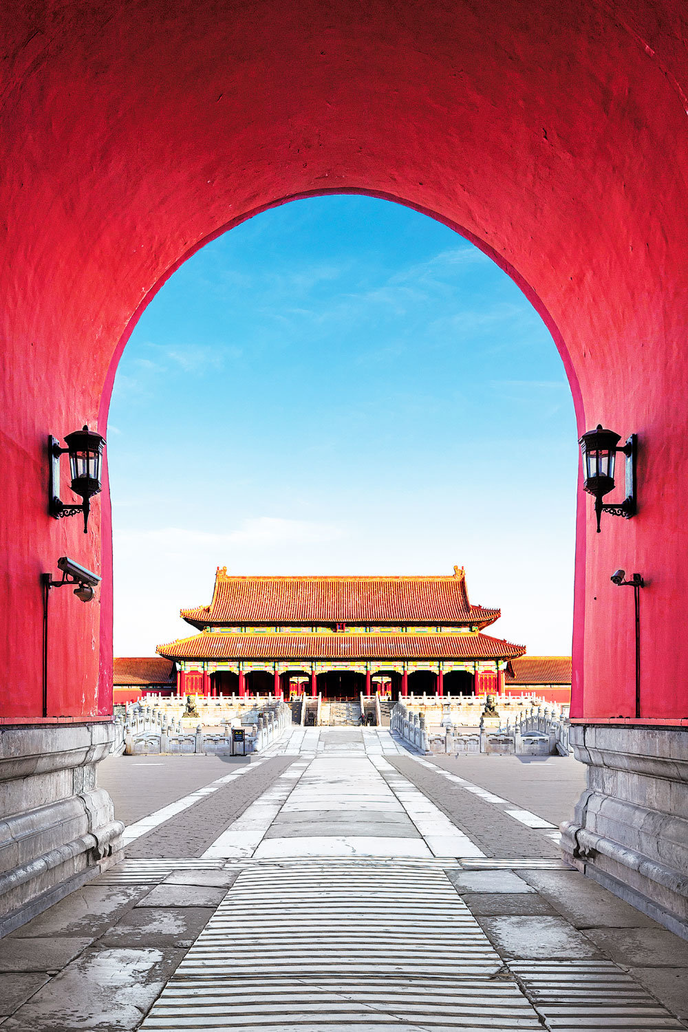 Secrets of the Forbidden City are being solved by modern archaeologists 87