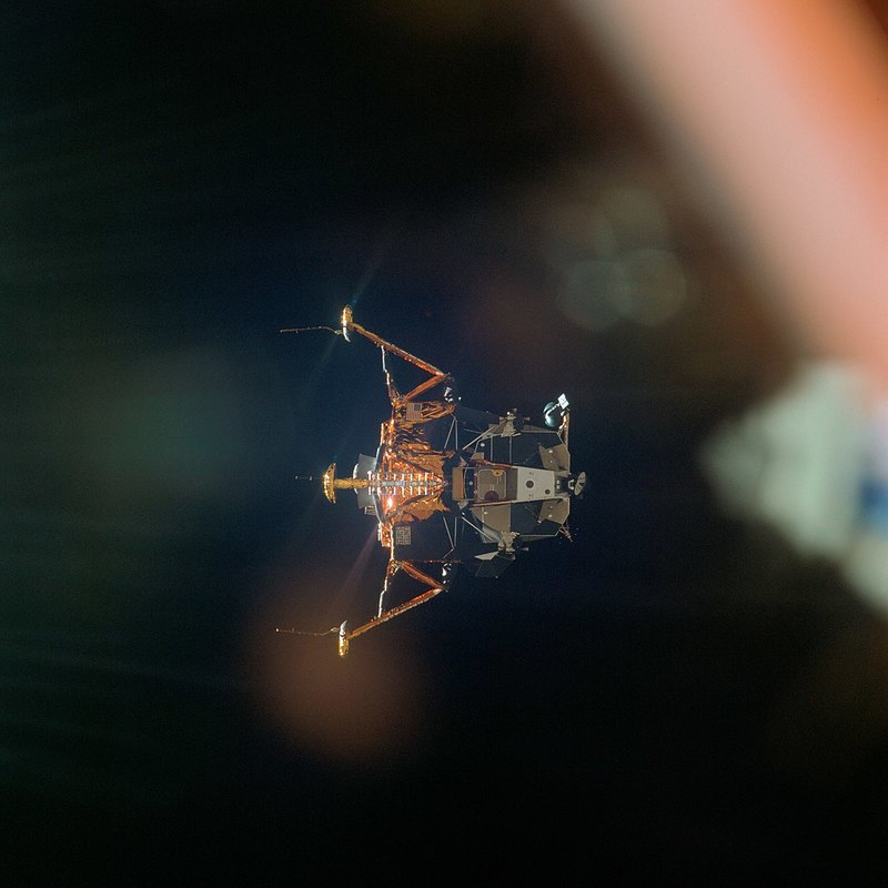 "Lunar module ""Eagle"""