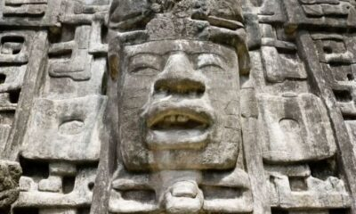 A fierce embodiment of Earth: The Mayan structure used for direct dialogue with the gods 86
