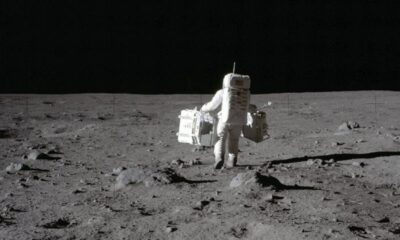 NASA has banned fighting and littering on the moon 100