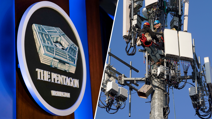 The Pentagon wants to use 5G for military purposes 88