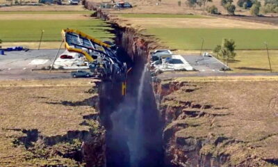 San Andreas Fault: USGS does not rule out an Earthquake Of Magnitude Greater Than 7 Could Occur Within The Next Week 87