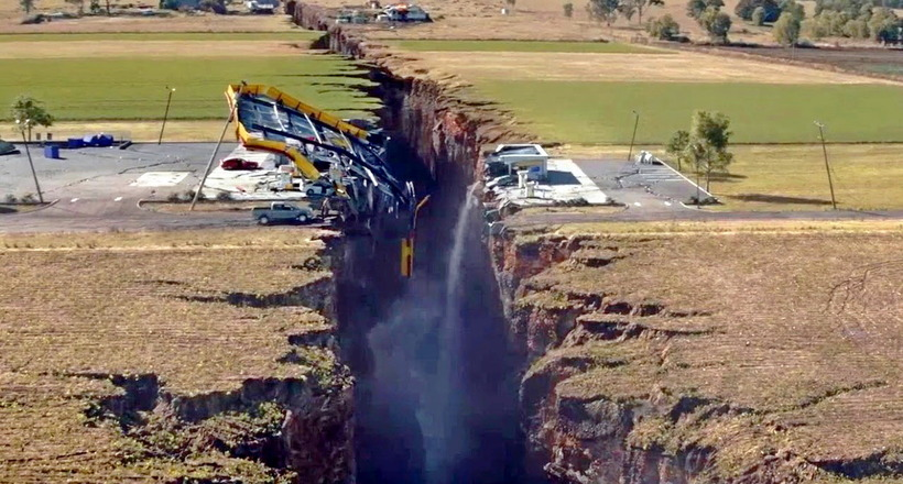 San Andreas Fault: USGS does not rule out an Earthquake Of Magnitude Greater Than 7 Could Occur Within The Next Week 8