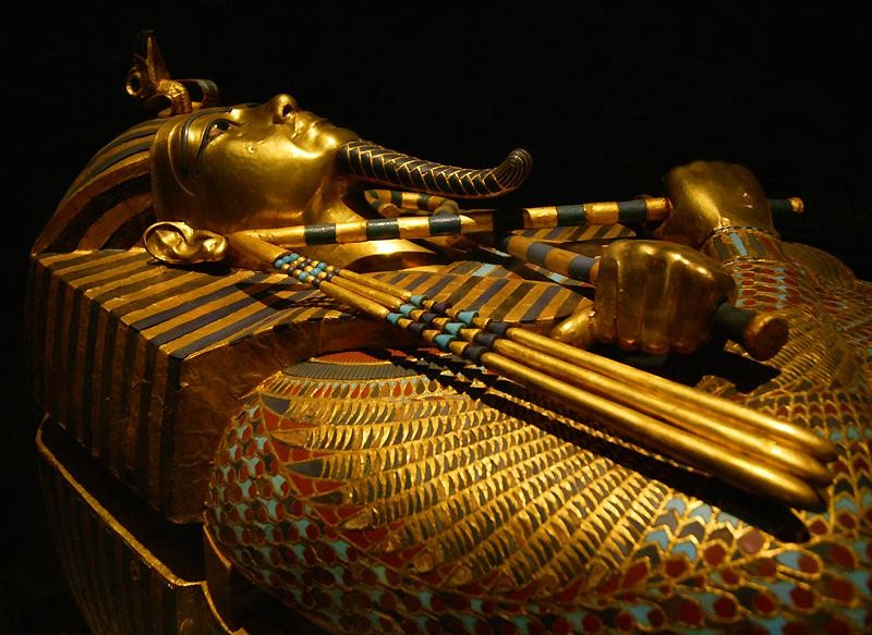 Secrets of Tutankhamun.  The child of incest, the Caucasian pharaoh and the mortal curse 103