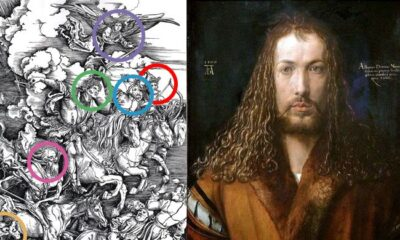 "Secrets of symbolism of Dürer's apocalyptic engraving ""Four Horsemen"": What the genius wanted to tell 20"