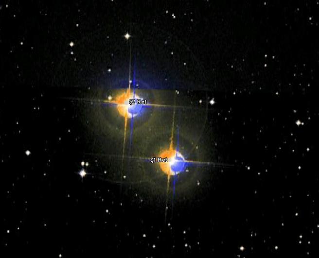 Zeta Reticuli
